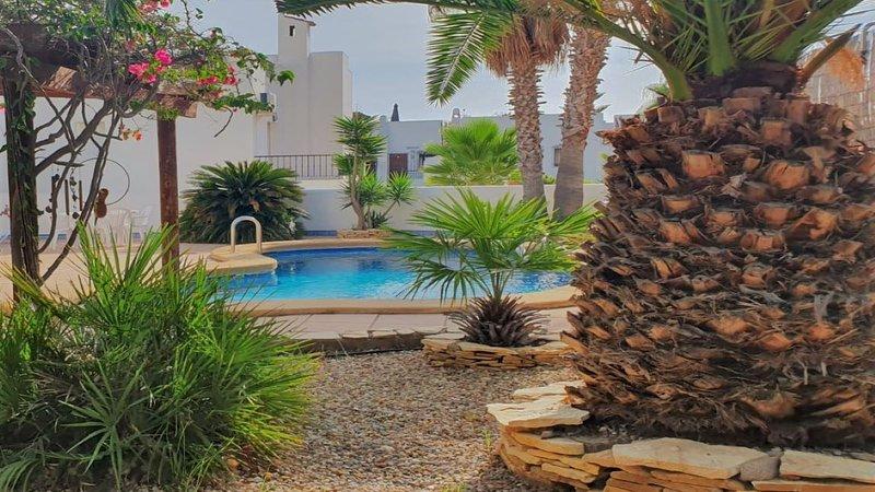 Casa Rana, holiday rental in Mojacar Playa