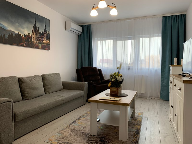 Best Apartment Suceava, holiday rental in Ionaseni