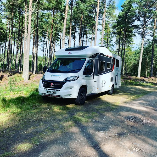 Cairngorm Mountain Motorhomes, vacation rental in Alford