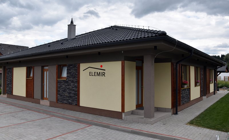apartmány ELEMIR, vacation rental in Liptovske Revuce