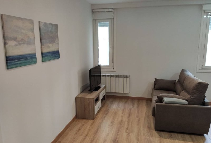 Amazing apartment in Ourense & Wifi, holiday rental in Reza
