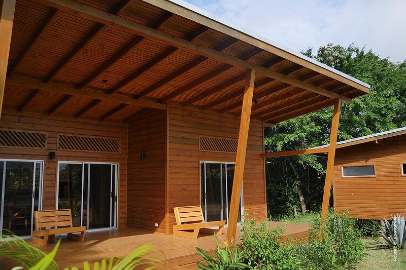 Lodge Recto, à seulement 10 min de Santa Teresa !, alquiler vacacional en Cóbano