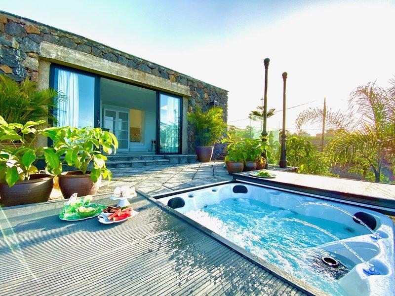 Luminosa Casa con Magníficas Vistas., vacation rental in La Orotava