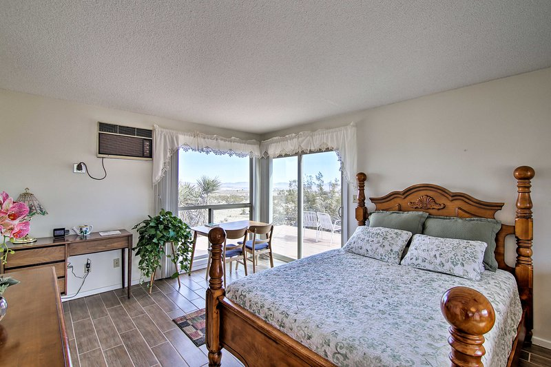 Head to Twentynine Palms and stay at this vacation rental!