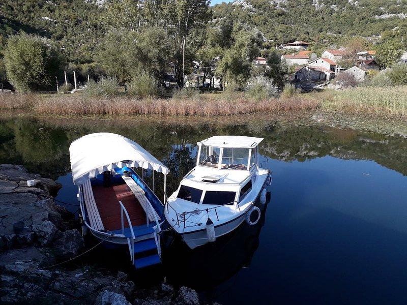 Apartmani Šofranac & Boating, holiday rental in Danilovgrad