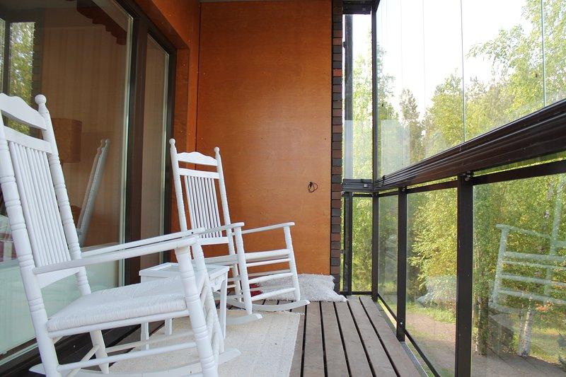 Kotkapoja Residence, vacation rental in Kuressaare