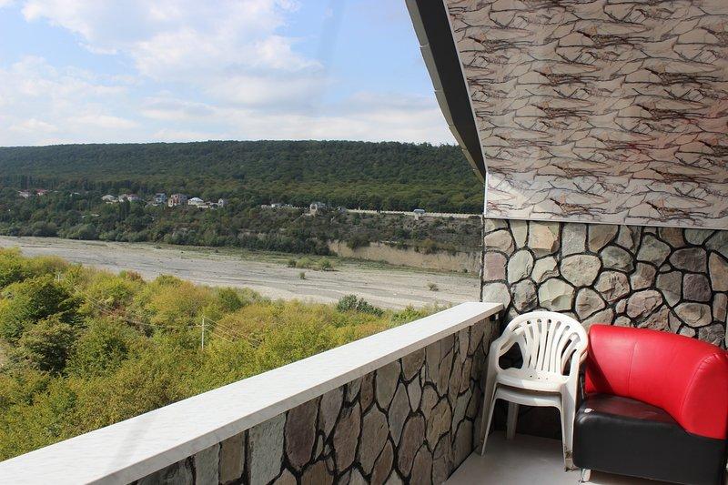 Guba Gecresh Panoramic Villa, holiday rental in Azerbaijan