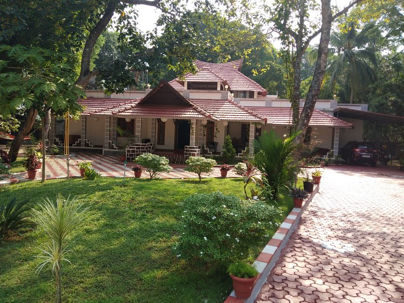 The Canaan Marari, vacation rental in Athirappilly