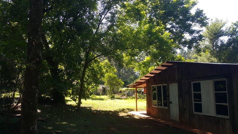 cabaña La Celina alquiler temporario, holiday rental in Litoral