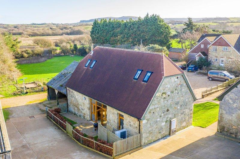 The Old Barn, casa vacanza a Godshill