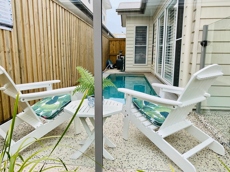 Nautilus Beach House #2 With Pool - Kingscliff (2 bedrooms), location de vacances à Cabarita Beach