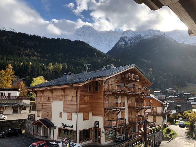 Appart 50m from the shops | Free parking Chalet in Les Contamines