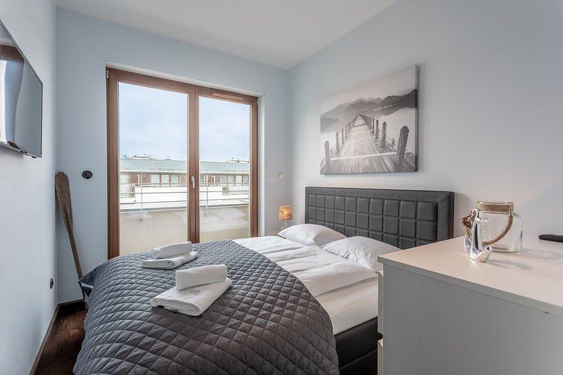 Ambria Apartments Marinero, holiday rental in Swinoujscie