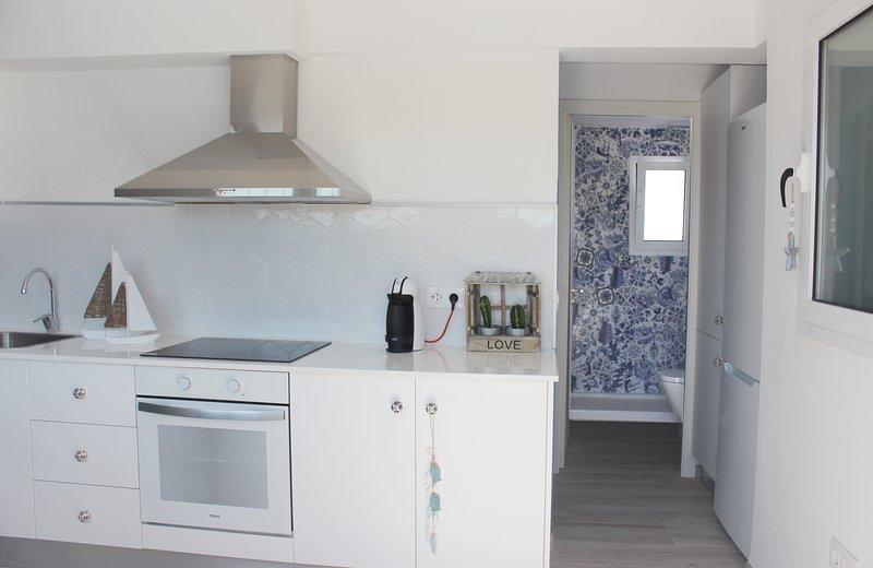 Villa LaCosta - Appartamento Montjoi _ Cucina