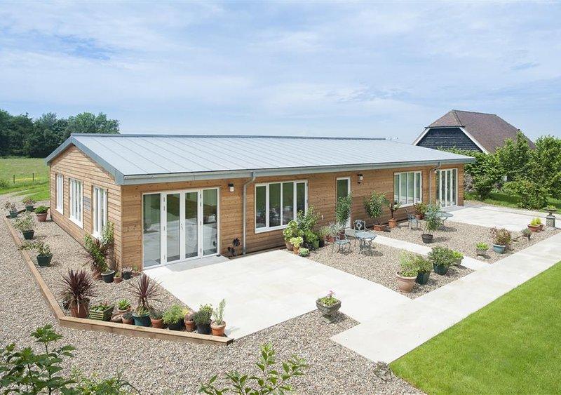 Hazel Barn, holiday rental in Elham