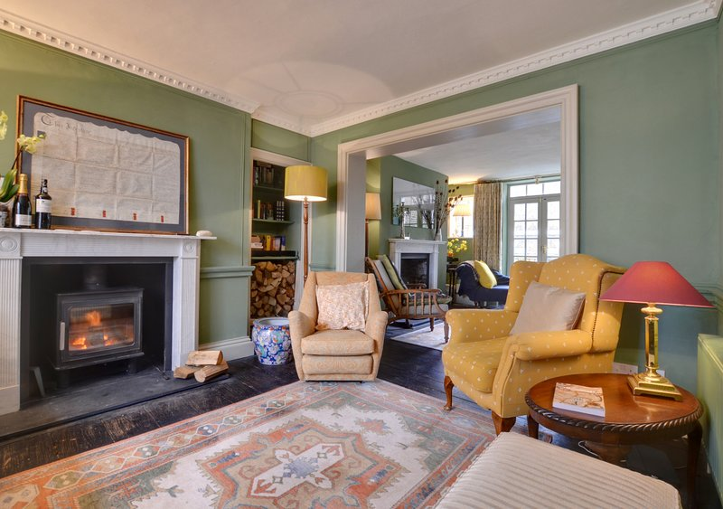 Ashington House, holiday rental in Walmer