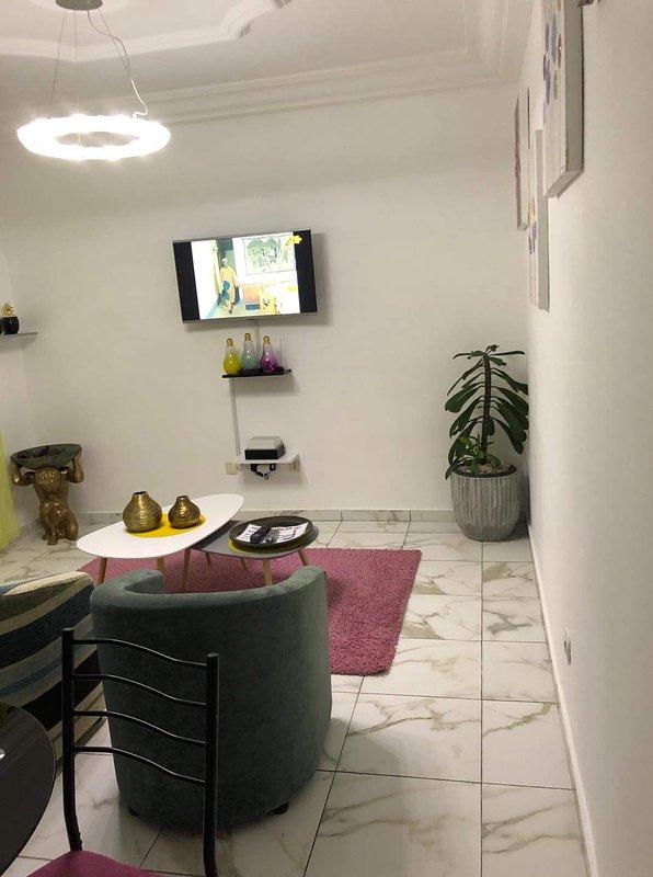 Chic appartement 2, alquiler vacacional en Abidjan