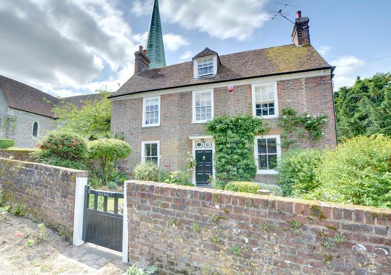 Church Cottage, holiday rental in Bishopsbourne