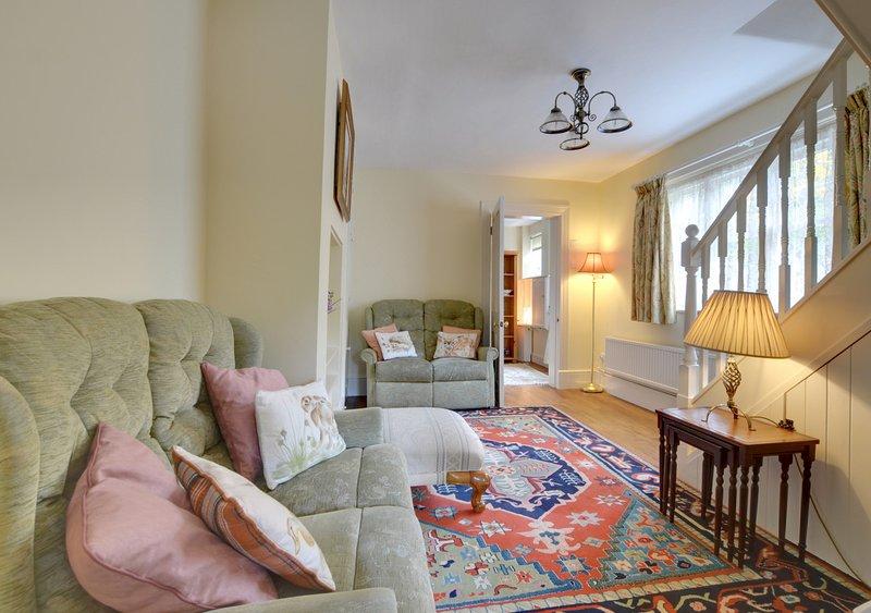 Cleeve Lodge, holiday rental in Groombridge
