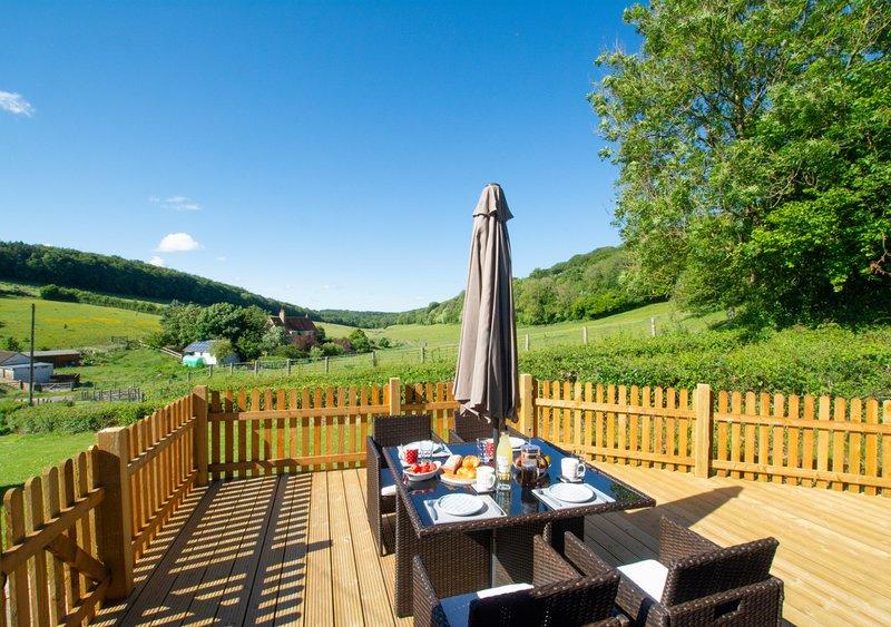 Valley View, Ferienwohnung in Petham