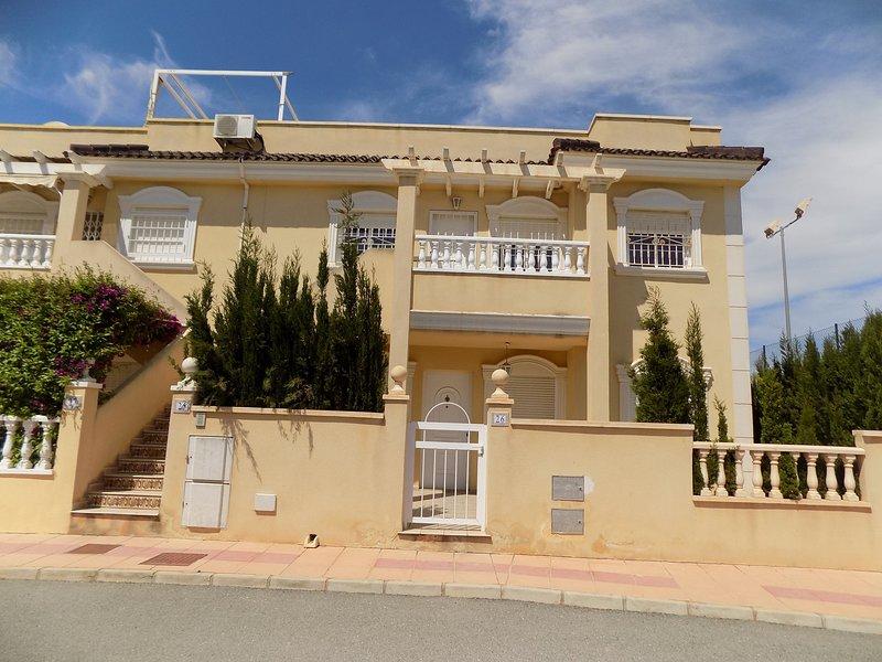 Casa Vilalta, aluguéis de temporada em El Altet