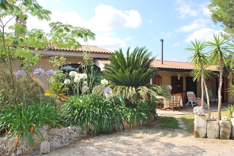 Villa Ground floor, location de vacances à Lizzanello