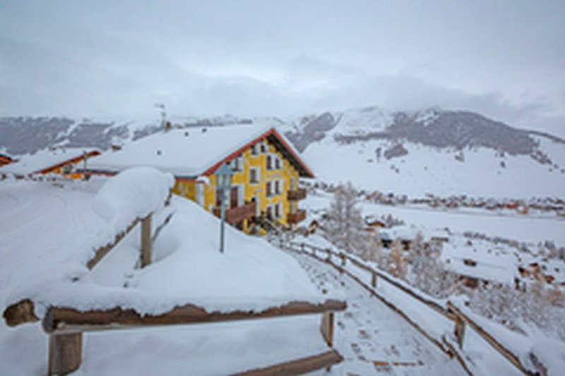 Vista Livigno, holiday rental in Teola