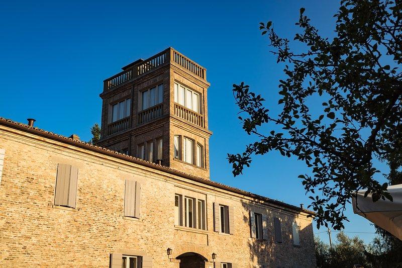 Trilocale Liber/Il Pignocco Country House, location de vacances à Apecchio