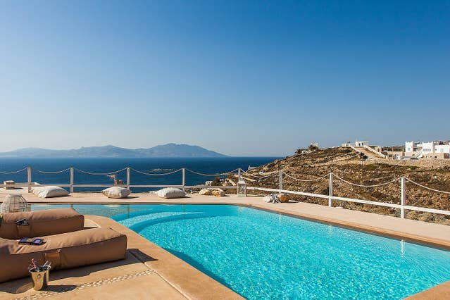 Villa Amaryllis by The Pearls Collection, Ferienwohnung in Mykonos
