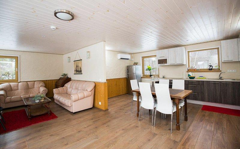 Holiday house in Vergi – semesterbostad i Kasmu