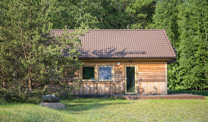 3 bedroom holiday house in Vergi – semesterbostad i Kasmu