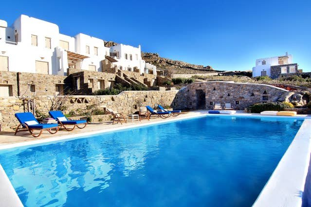 Villa Amarillo by The Pearls Collection, holiday rental in Mykonos Town