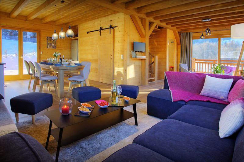 Chalet Pajules - OVO Network, casa vacanza a Les Avanchers-Valmorel