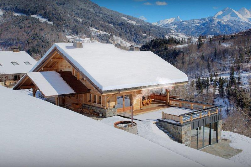Lodge La Source - OVO Network, alquiler vacacional en Haute-Savoie