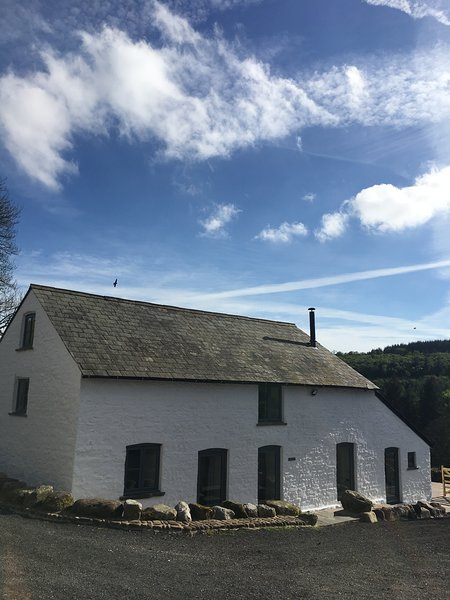 Ysgubor Bach, Brecon, Brecon Beacons National Park, casa vacanza a Brecon