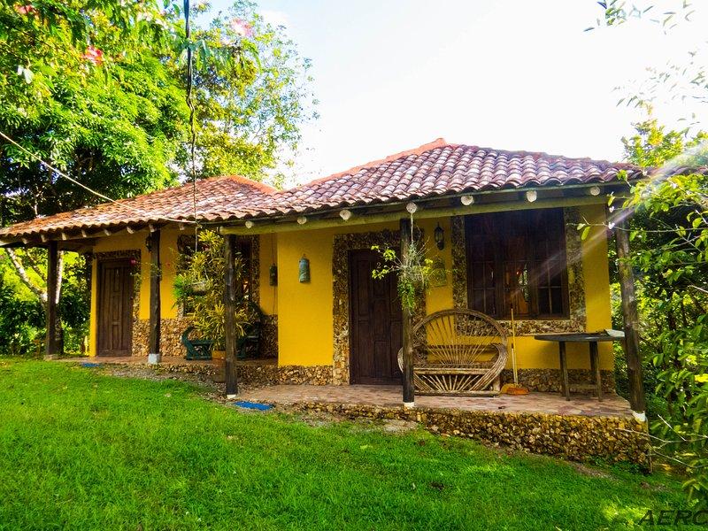 Finca Agroturistica Cabañas Palma Real, vacation rental in Santiago de Veraguas