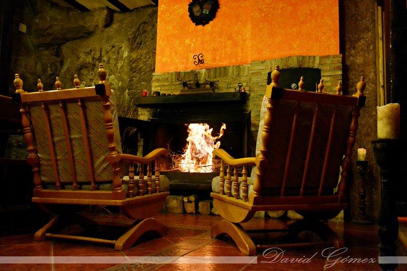 Casa vacacional, con bodega, barbacoa y calefacción – semesterbostad i La Rioja
