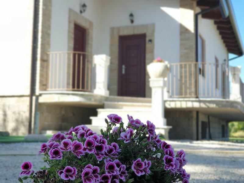 Campagna D'aMare Nuovi appartamenti – semesterbostad i Carpineto Sinello
