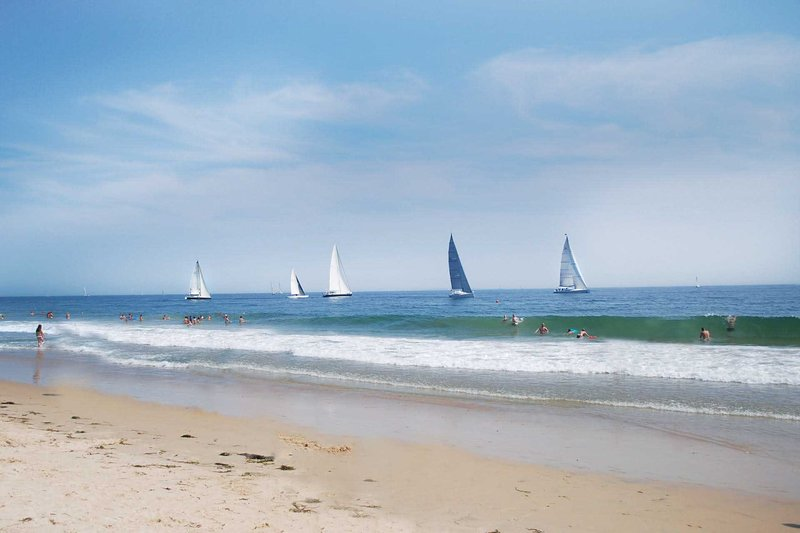 You'll be just 4 miles from the beauty of Narragansett Beach!