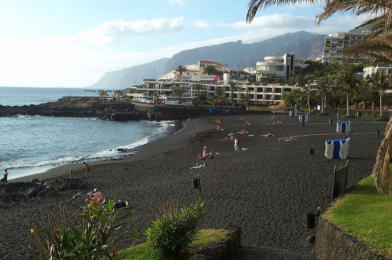 Acogedor estudio en playa Santiago con vistas, Ferienwohnung in Puerto de Santiago