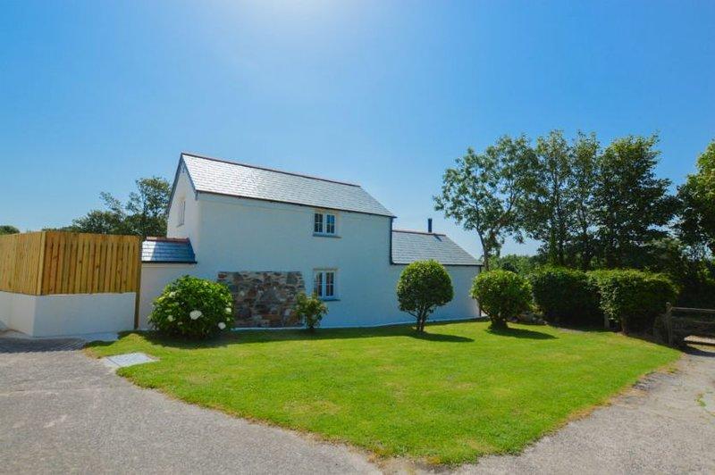 Sunnyside Barn, location de vacances à Three Burrows