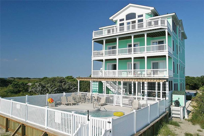 Cayman Sunset  #8-22, holiday rental in Hatteras Island