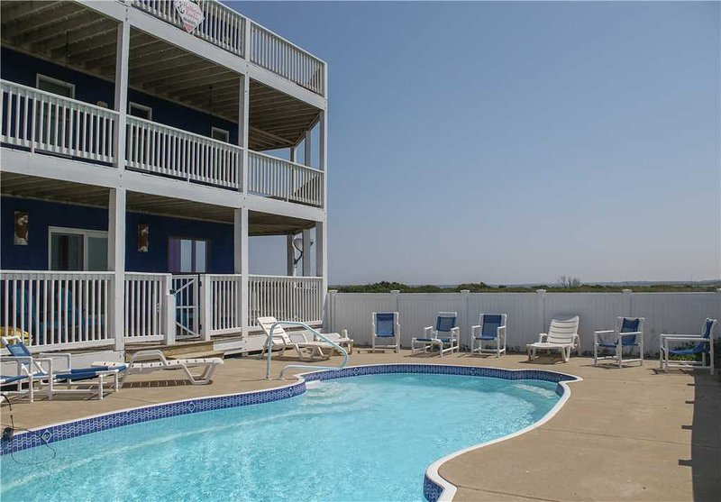OBX Oasis  #17-H, holiday rental in Hatteras