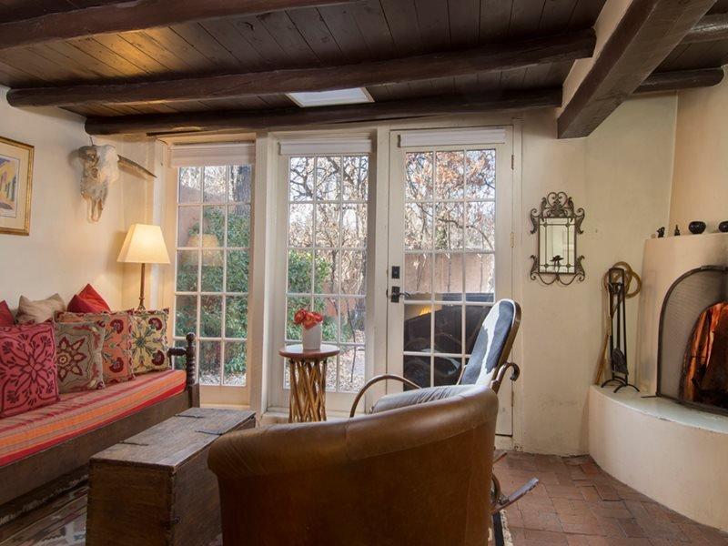 La Casita de la Acequia, holiday rental in Santa Fe