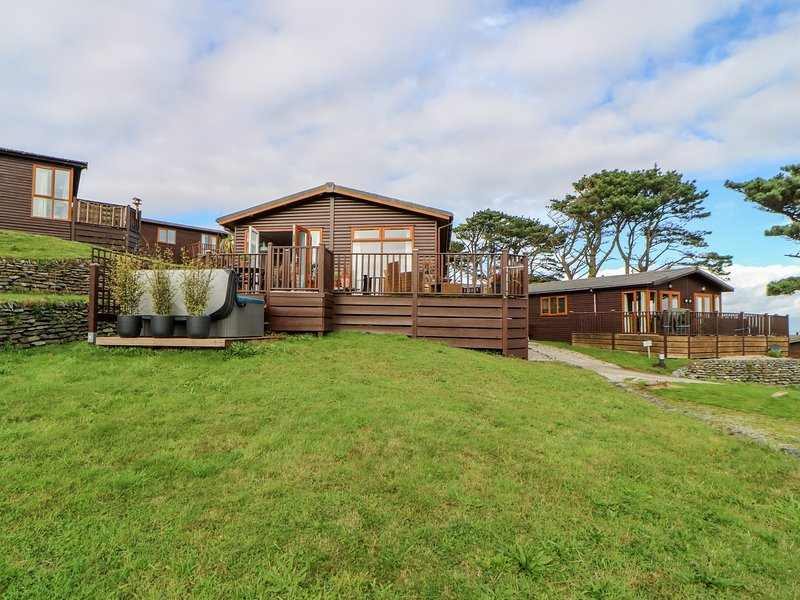 Lodge 22, Millbrook, vakantiewoning in Cawsand