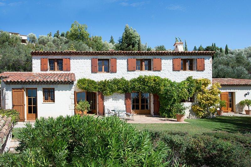 Villa Vignal, holiday rental in Tanneron