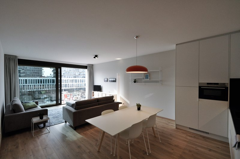 Cadix 35: Large apartement near green Schengenplein ANTWERP (4 pers.), holiday rental in Malle