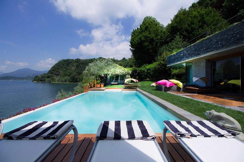 Villa Isabella, holiday rental in Ispra