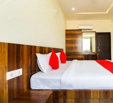 Hotel Ravi Residency, casa vacanza a Bharatpur District