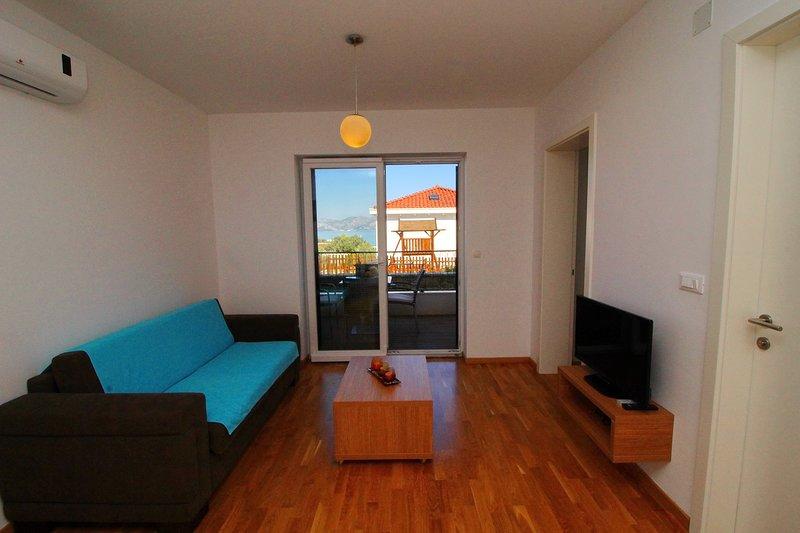 Apartments Kula - One-Bedroom Apartment with Terrace and Sea View-B2, casa vacanza a Janjina